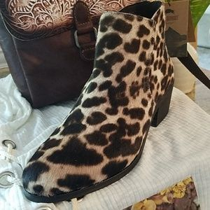 BASKE Calf Hair Bootie 38/8 NEW!